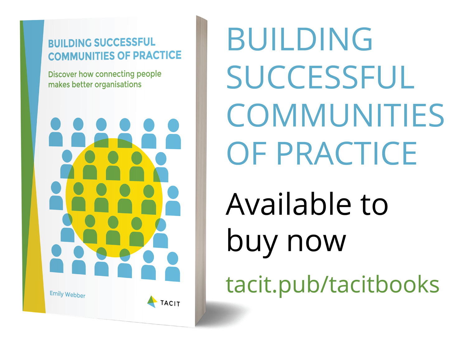 Building Successful Communities of Practice, available to buy now